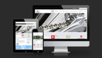 Corporate responsive site Accell Group